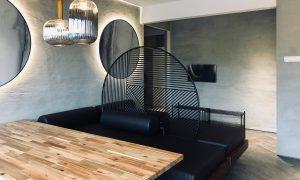 Interior design of lounge area at Colonie, Fraser's Hill, Pahang, Bukit Fraser, Highlands, highland