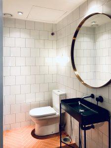 interior design of bathroom in Colonie 1121, Fraser's Hill, Pahang, Bukit Fraser, Highlands, highland