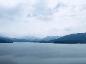 Landscape at the dam, Fraser's Hill, Pahang, Bukit Fraser, Highlands, highland